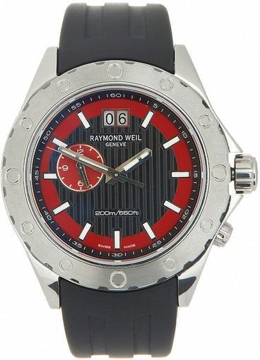 оформлен русском часы швецарские раймонд вел оригинальные 8200 нулевой отчетности ФСС