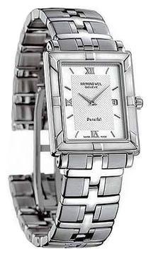 Фото швейцарских часов Мужские швейцарские наручные часы Raymond Weil Parsifal  9331-ST-00657
