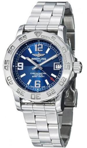 Фото швейцарских часов Женские швейцарские наручные часы Breitling Colt 33 A7738711/C850/158A