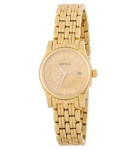 Женские наручные часы с огромным циферблатом