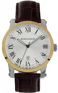 Romanson TL0334 MJ WH rim