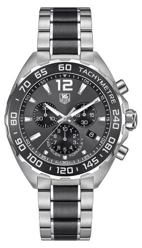 Фото швейцарских часов Мужские швейцарские наручные часы TAG Heuer Formula1 CAZ1111.BA0878