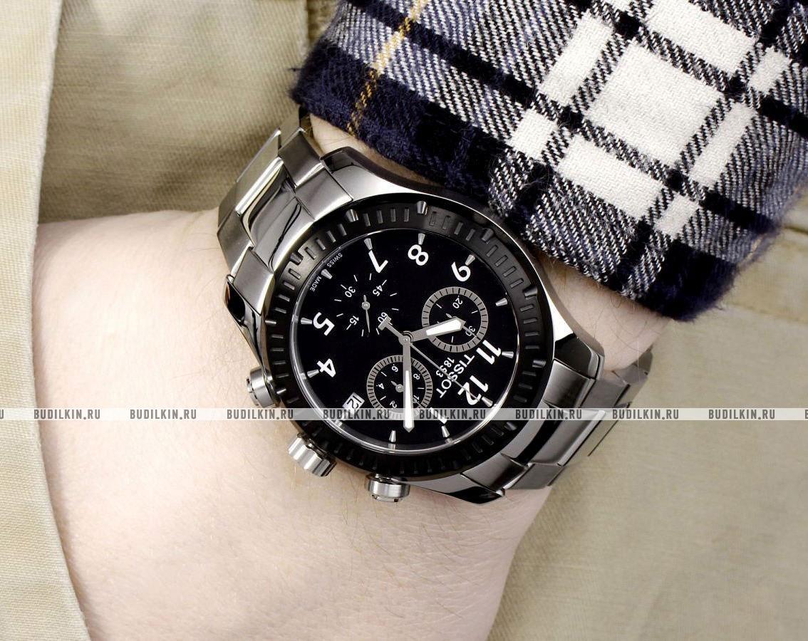 Tissot V8 T039 417 21 057 00 Kupit Chasy Po Cene 29150 Rublej