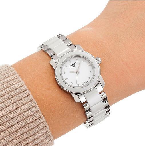 Часы женские тиссот
