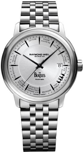 cc12e4eade24 Фото швейцарских часов Мужские швейцарские наручные часы Raymond Weil  Maestro The Beatles 2237-ST- ...