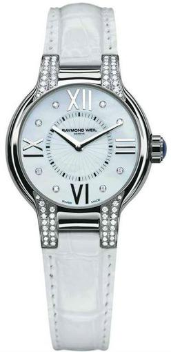 Женские швейцарские наручные часы Raymond Weil Noemia 5932-SLS-00995