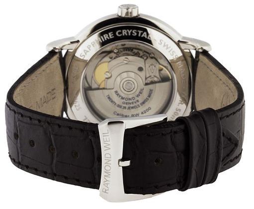 Мужские швейцарские наручные часы Raymond Weil Maestro 2837-STC-00609