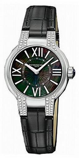Женские швейцарские наручные часы Raymond Weil Noemia 5932-SLS-00297