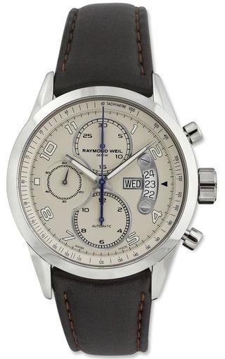 Мужские швейцарские наручные часы Raymond Weil Freelancer  7730-STC-05650