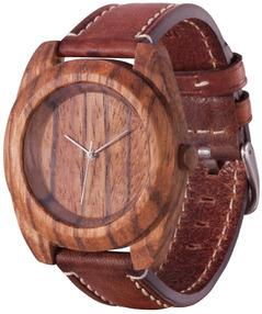 AA Wooden Watches S1 Zebrano