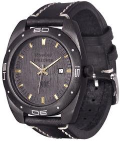 AA Wooden Watches S2 Black