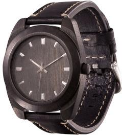 AA Wooden Watches S3 Black