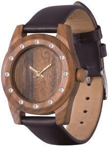 AA Wooden Watches W3 Brown