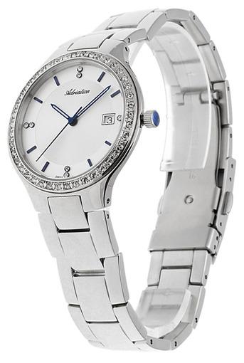 fa7a7acd9085 Купить женские наручные часы Adriatica Ladies Zirconia A3694.51B3QZ ...