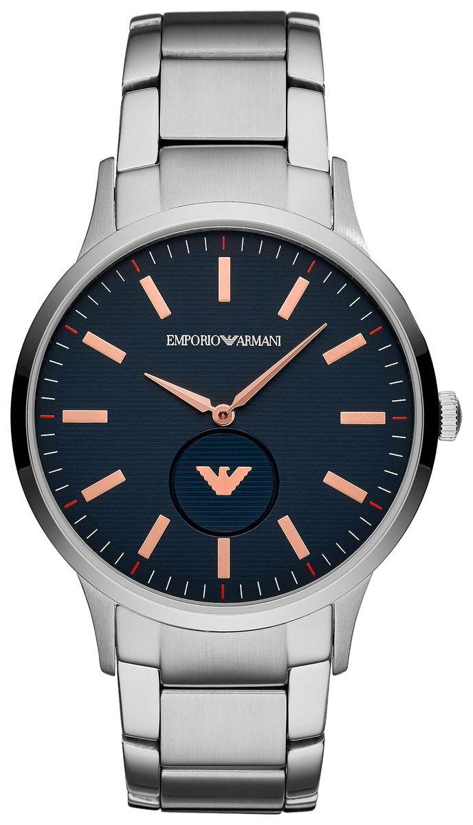 a524cd6dad1c Мужские швейцарские наручные часы Emporio Armani Renato AR11137 ...