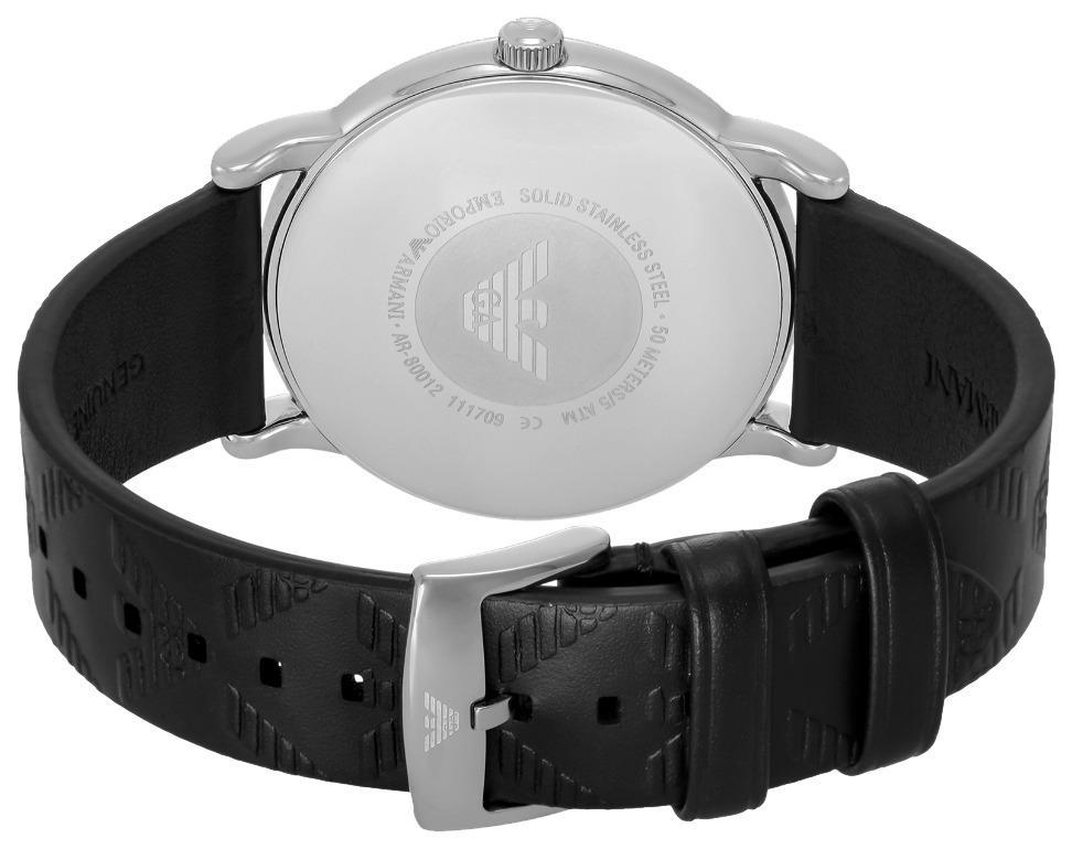 c823b450ed53 ... Мужские швейцарские наручные часы Emporio Armani Luigi AR80012 ...