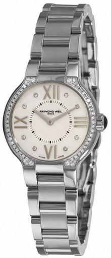 Женские швейцарские наручные часы Raymond Weil Noemia 5927-STS-00995