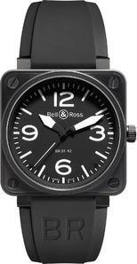 Bell&Ross BR0192-BL-CA