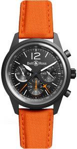 Bell&Ross BRV126-FLY-BB/SCS