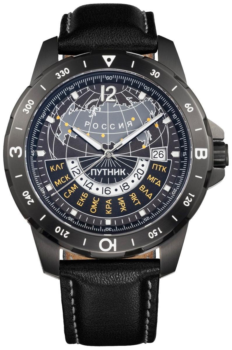 Купить мужские наручные часы Константин Чайкин Путник P.2.1.5 по ... ea5f58c4622