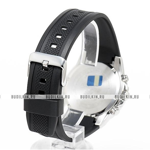 Купить мужские японские наручные часы Casio Edifice EF-552-1A по ... 3f5fa94c2e5
