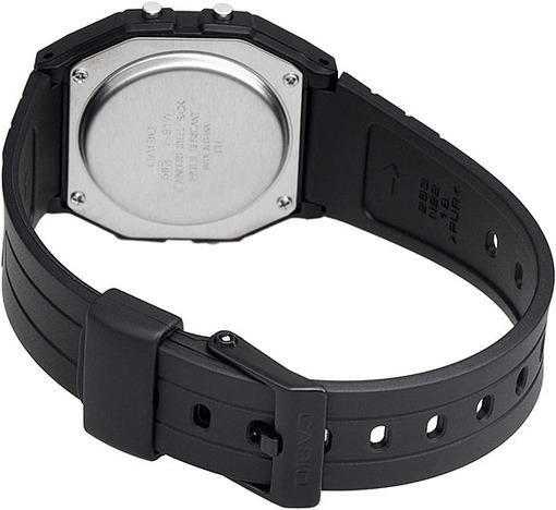 Мужские японские наручные часы Casio Digital F-91W-1Q