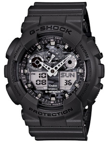 Casio G-Shock GA-100CF-8A