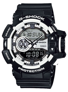 Casio G-Shock GA-400-1A