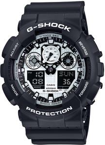Casio G-shock GA-100BW-1A