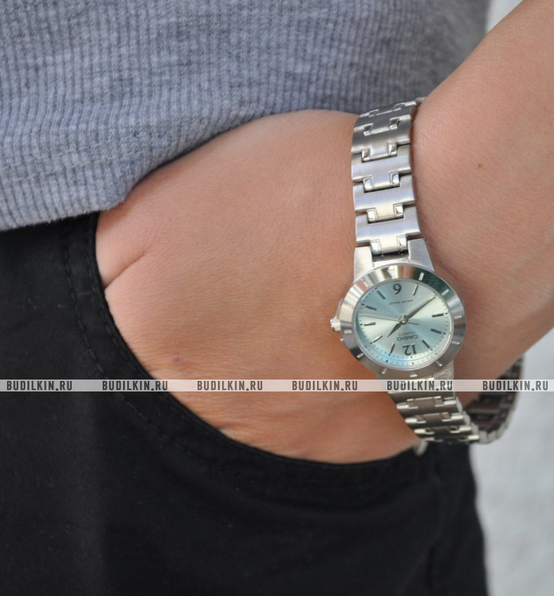 de272527 Casio Standard LTP-1177PA-2A - купить часы по цене 2990 рублей ...