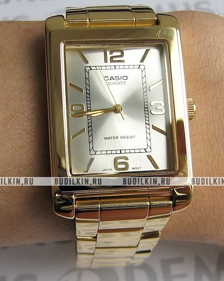 Male Japanese wrist watches Casio , Standard MTP 1234G 7A