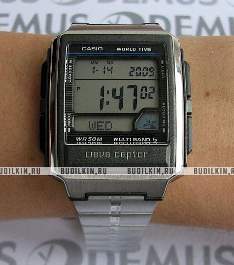 ... Мужские японские наручные часы Casio Wave WV-59DE-1A a0d99ae87cdcd