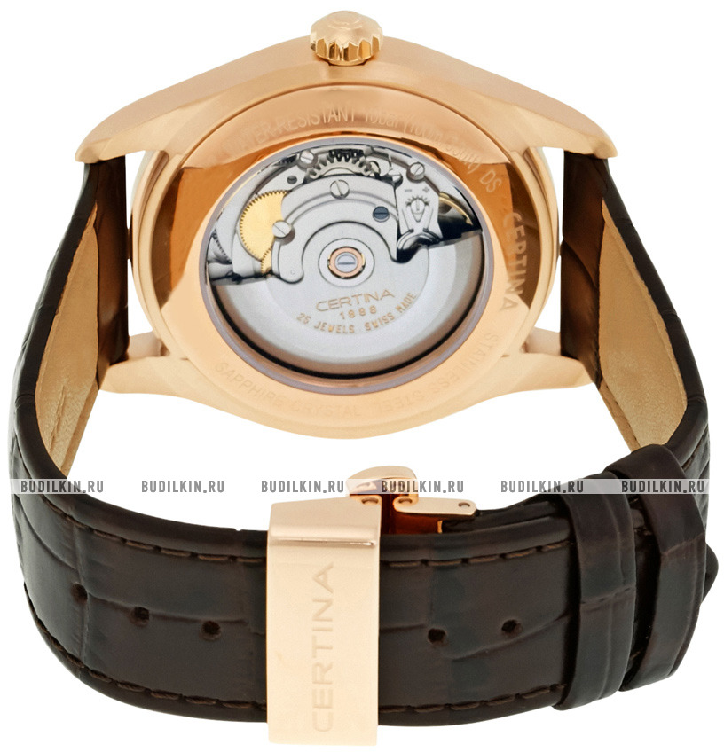 ... Фото швейцарских часов Мужские швейцарские наручные часы Certina DS 1  Automatic C006.407.36.081.00 48eb64e8eba