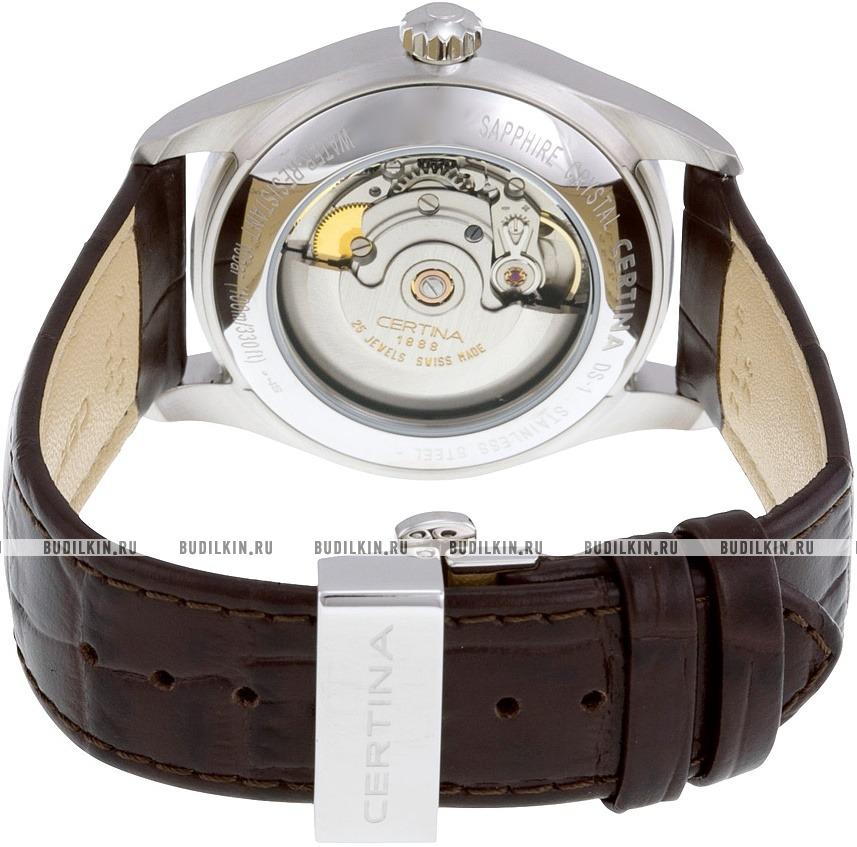 ... Фото швейцарских часов Мужские швейцарские наручные часы Certina DS-1  C006.430.16.031.00 daebb4775c0