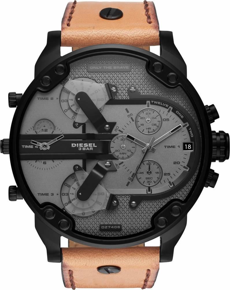 bda5048da112 Купить мужские наручные часы Diesel Mr. Daddy 2.0 DZ7406 по цене ...