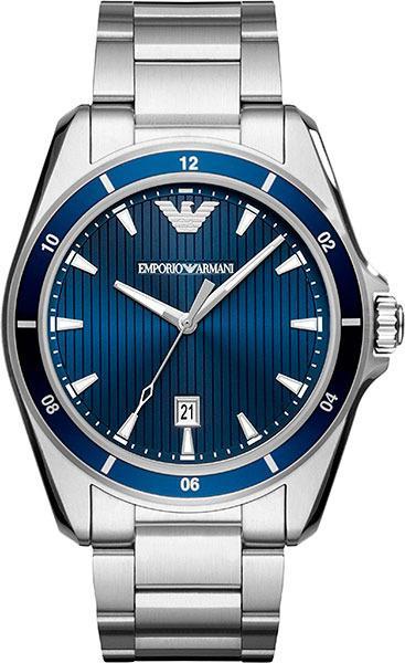 83f0dad37861 Фото швейцарских часов Мужские швейцарские наручные часы Emporio Armani  Sigma AR11100