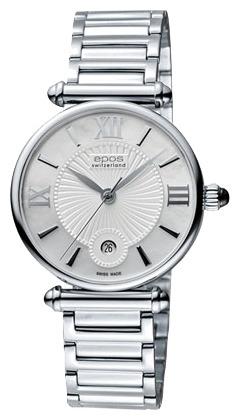 71dbaa82896c Фото швейцарских часов Женские швейцарские наручные часы Epos Quartz  8000.700.20.68.30 ...