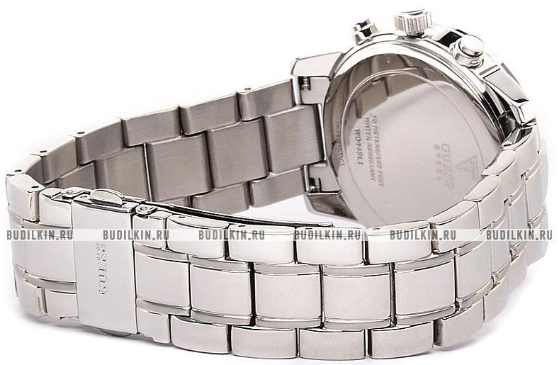 Купить женские швейцарские наручные часы Guess Sport Steel W0448L1 ... ef2e4df23a627