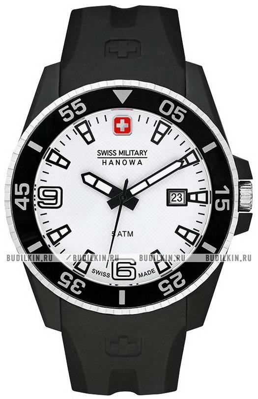 Фото швейцарских часов Мужские швейцарские наручные часы Hanowa Swiss  Military Ranger 06-4200.27.001.07 b5b7fa9132c4f