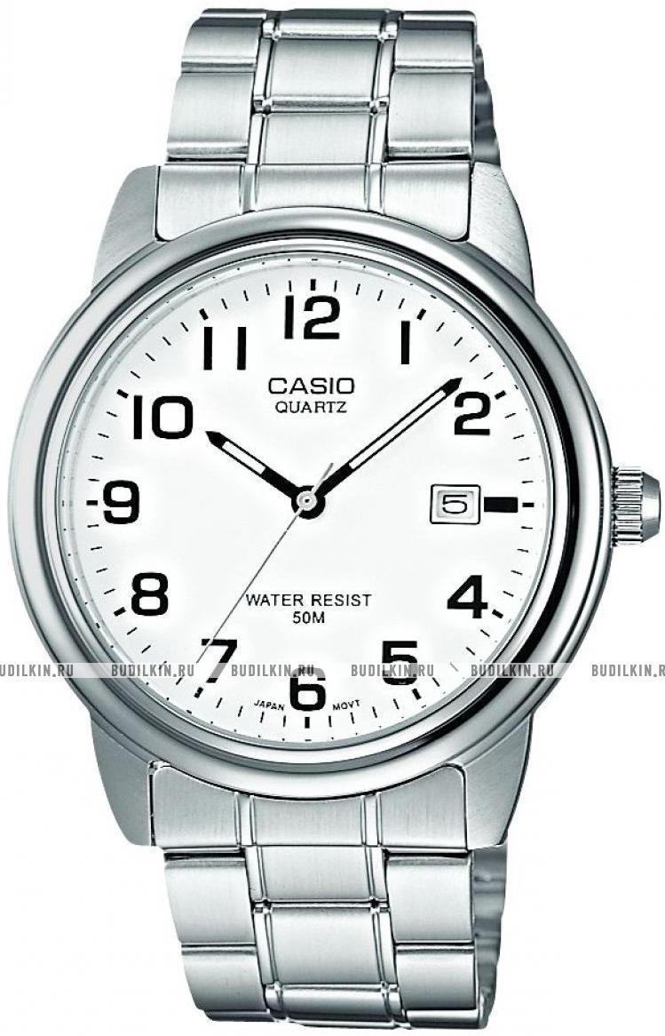 Фото японских часов Мужские японские наручные часы Casio Standard Analogue  MTP-1221A-7B ... 8dc74647aac99