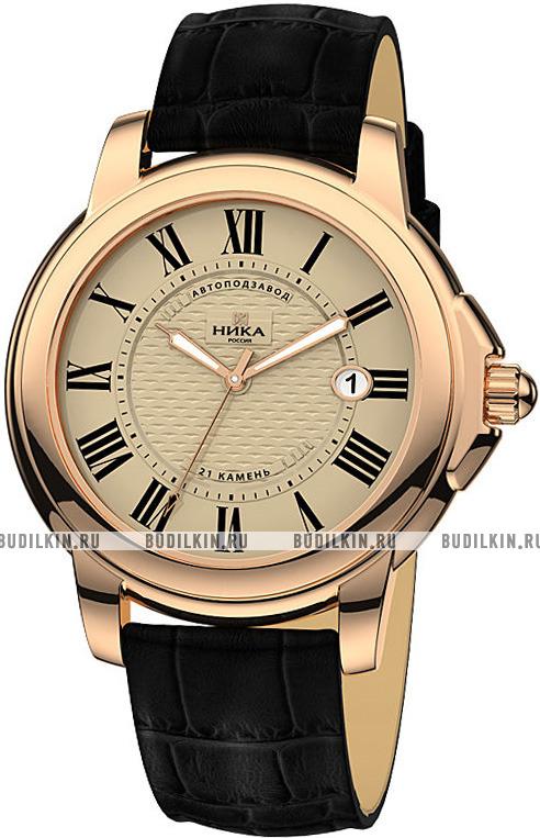 Купить мужские наручные часы НИКА Celebrity 1093.0.1.41 по цене ... 4e35371c1e0