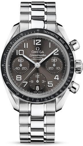 14c1797060eb Фото швейцарских часов Мужские швейцарские наручные часы Omega Speedmaster  Chronograph 324.30.38.40.06.001 ...