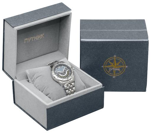 Фото  часов Мужские  наручные часы Константин Чайкин Путник P.1.1.1