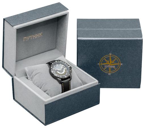 Мужские  наручные часы Константин Чайкин Путник P.2.1.5