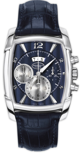Фото швейцарских часов Мужские швейцарские наручные часы Parmigiani Kalpa PFC128-1200600-HA3141