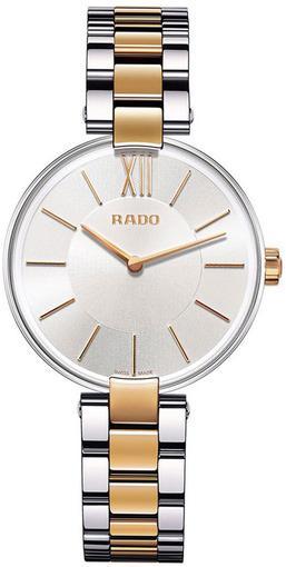 ad4b3a81617b Фото швейцарских часов Женские швейцарские наручные часы Rado Coupole  R22850103 ...