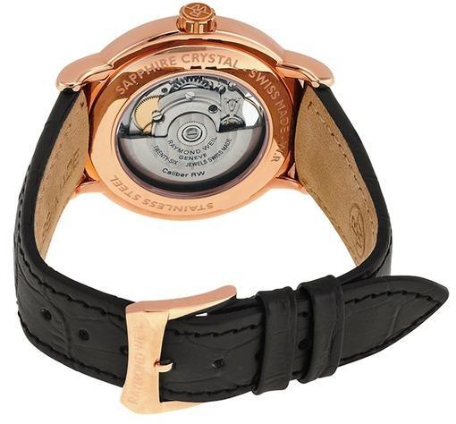 Мужские швейцарские наручные часы Raymond Weil Maestro 2827-PC5-20001
