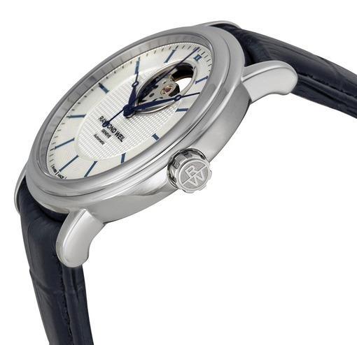 Мужские швейцарские наручные часы Raymond Weil Maestro 2827-STC-65001