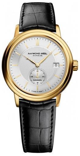 Мужские швейцарские наручные часы Raymond Weil Maestro 2838-PC-65001