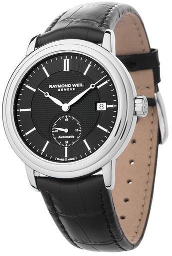Мужские швейцарские наручные часы Raymond Weil Maestro 2838-STC-20001